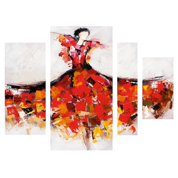 flamenco diablo 1 par 4 happydko. Black Bedroom Furniture Sets. Home Design Ideas