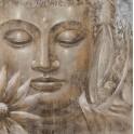 Peinture Bouddha moderne : Shakubuku
