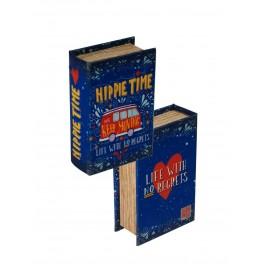 Petite Boite livre Combi Ludique 3, L 14 cm