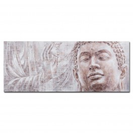 Grand tableau Bouddha XXL, L 200 cm