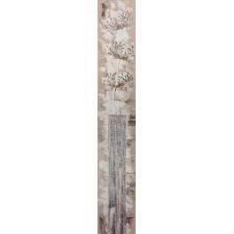 Tableau Déco fleurs : Captive, modèle chromé