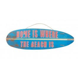 Planche de surf Home is Beach, L 45 cm