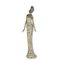 Africaine en pagne XL, Collection Ethnik 2, H 59 cm