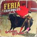 Plaque Murale Camargue : Les corridas, La tradition, H 30 cm