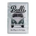 Plaque 3D métal 20x30 cm Combi Volkswagen : Bulli