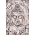 Tableau moderne Bouddha XXL : Tribute to Siddhartha, H 180 cm