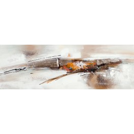 Tableau Abstrait : Nazca Reef 1, L 150 cm