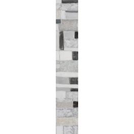 Tableau Peinture Verticale : Echiquier Mat, H 150 cm
