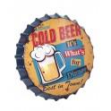 Déco Capsule : Mod Eyes of Beerholder, Diam 34 cm