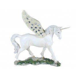 Grande Licorne, Collection Fantasy, H 22 cm