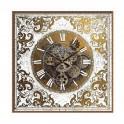 Horloge Murale à Engrenages, Modèle Café de Paris, D 60 cm