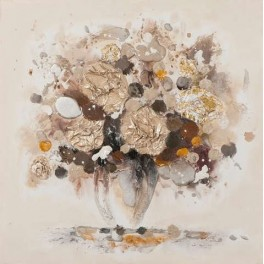 Peinture : Bouquet