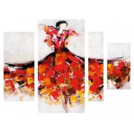 flamenco diablo 2 (Connexion anodisée)