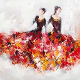 Flamenco cuadro 2