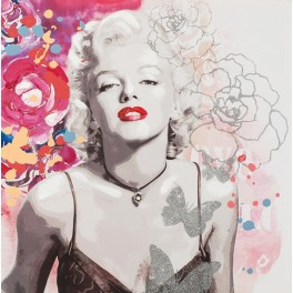 Marilyn Monroe patchwork