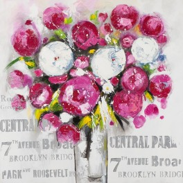 Central Park Pink Roses S