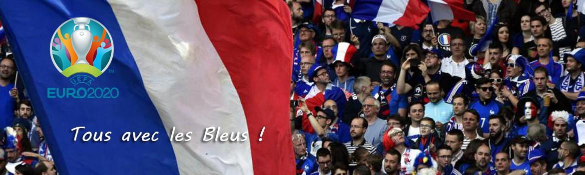 happyDko supporter des bleus à l'EURO 2020
